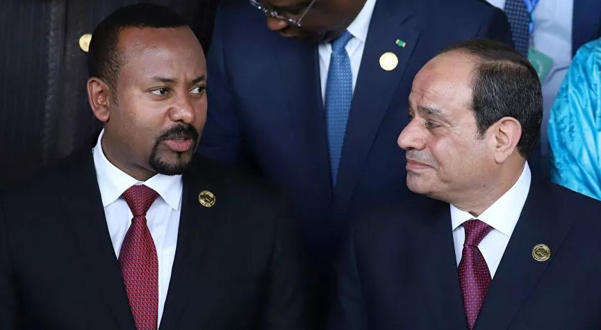 السيسي يعين سفيرًا جديدًا لمصر في إثيوبيا