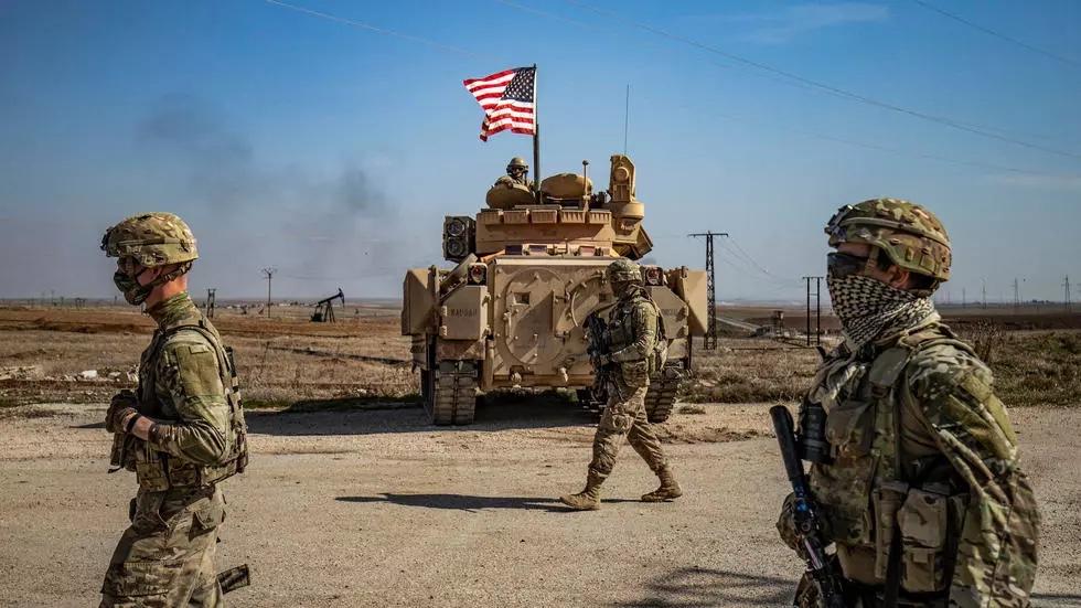 استهداف قوات أمريكية تسيطر على حقل غاز في سوريا