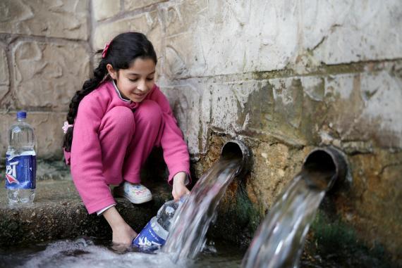 """""""اليونيسف"""": لبنان مهدد بعدم الحصول على مياه صالحة للشرب"""