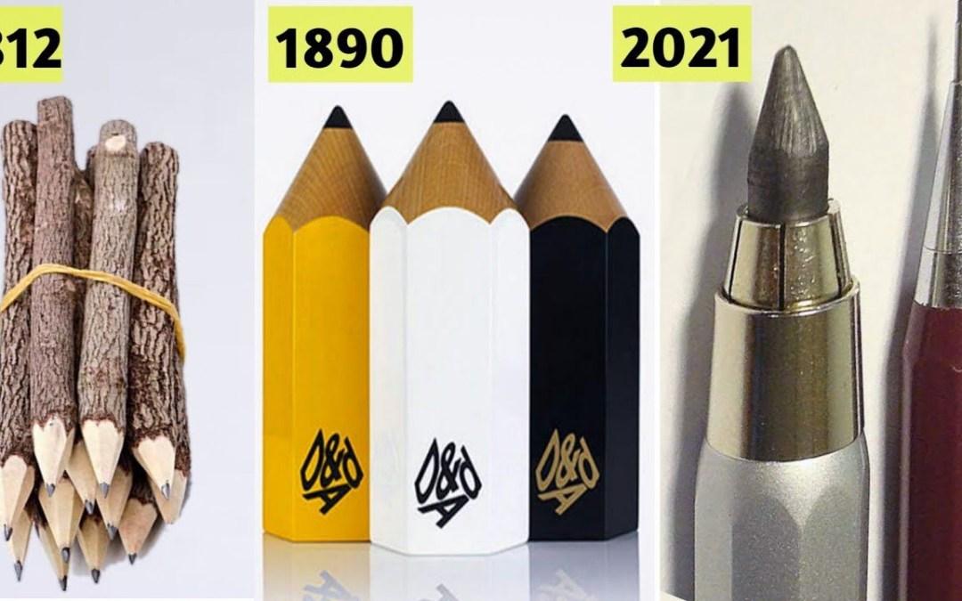 تاريخ قلم الرصاص