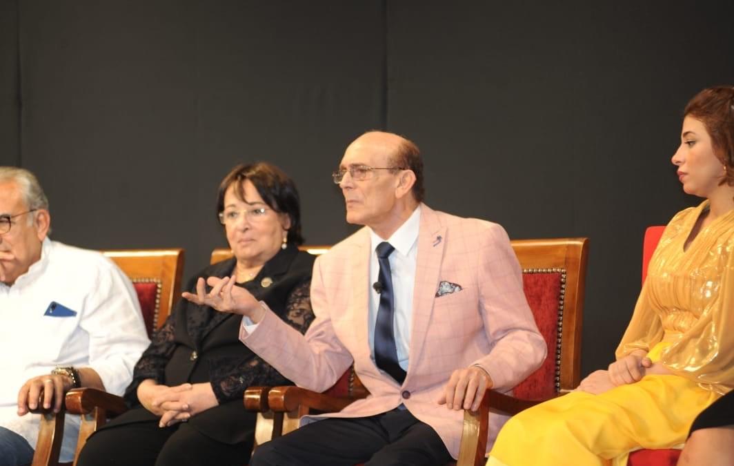 محمد صبحي: لا أختار ممثلًا إلا في مكانه.. وإلهام شاهين الوحيدة التي أريد العمل معها