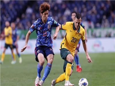 اليابان يهزم أستراليا بتصفيات المونديال ويعزز موقفه