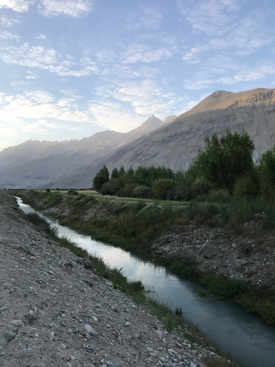 Langar to Ishkashim: Pamir Highway Day 5