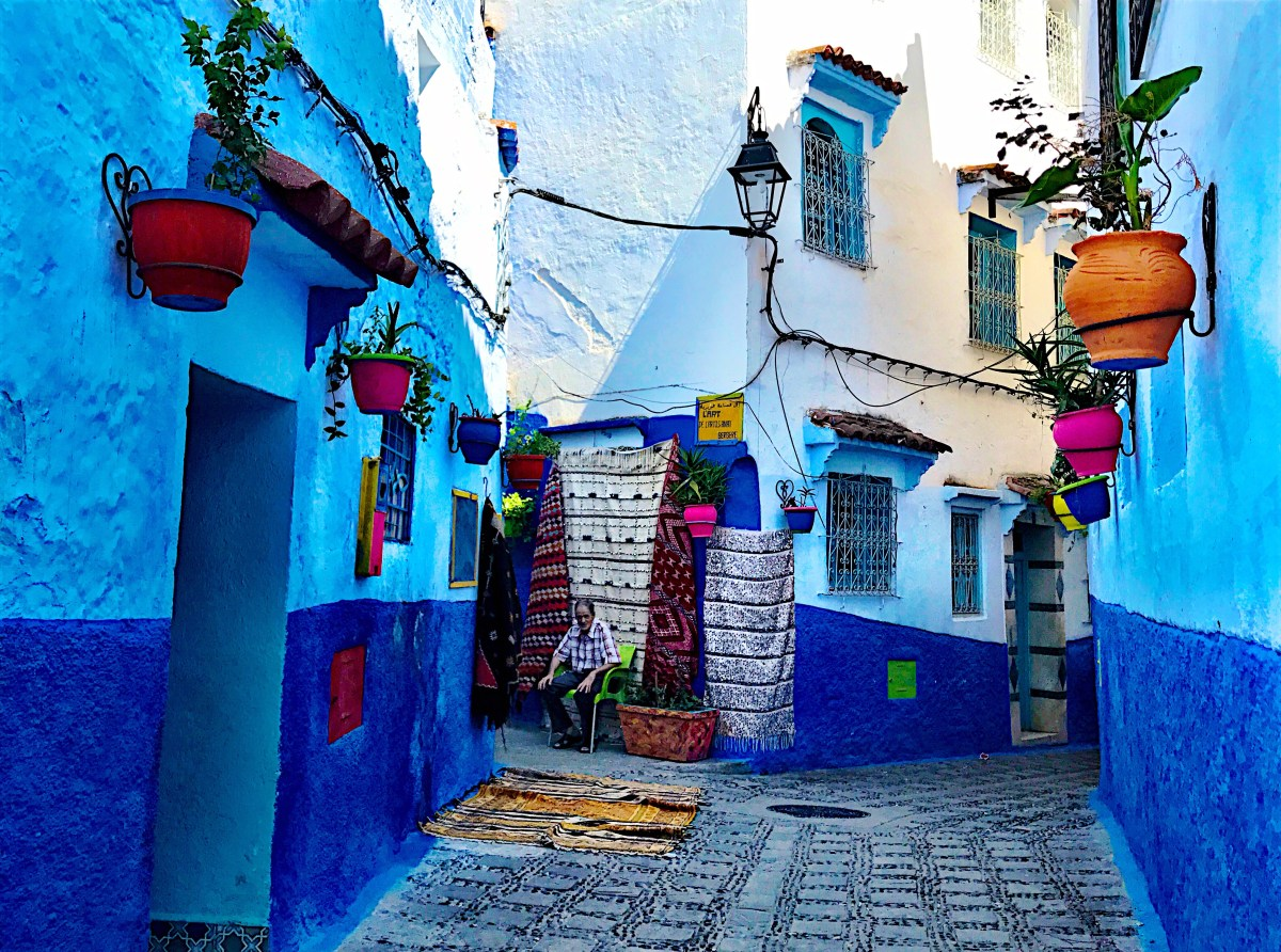 Chefchaouen The Blue Pearl of Morocco