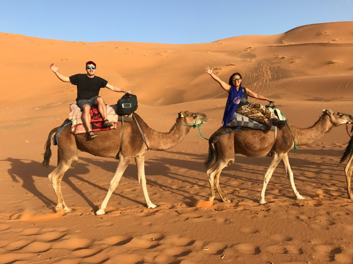 15 Hours in the Sahara