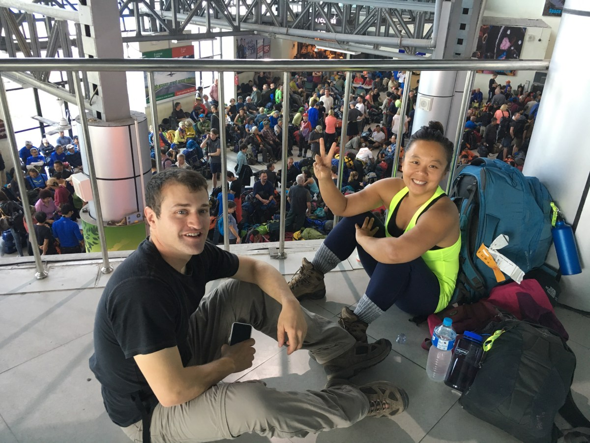 Lukla Flight Delays (Everest Base Camp Hike)