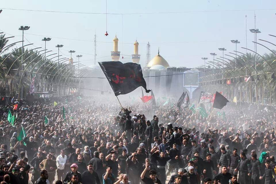 Arbaeen, the commemoration of the 40th day after the martrydom of Imam Husayn, an event ignored by the mainstream media