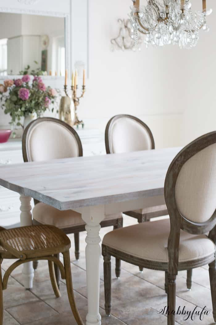 Wicker Chairs Dining Backs Wooden Room
