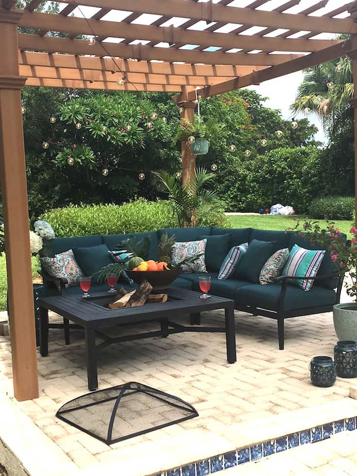 patio style challenge reveal day