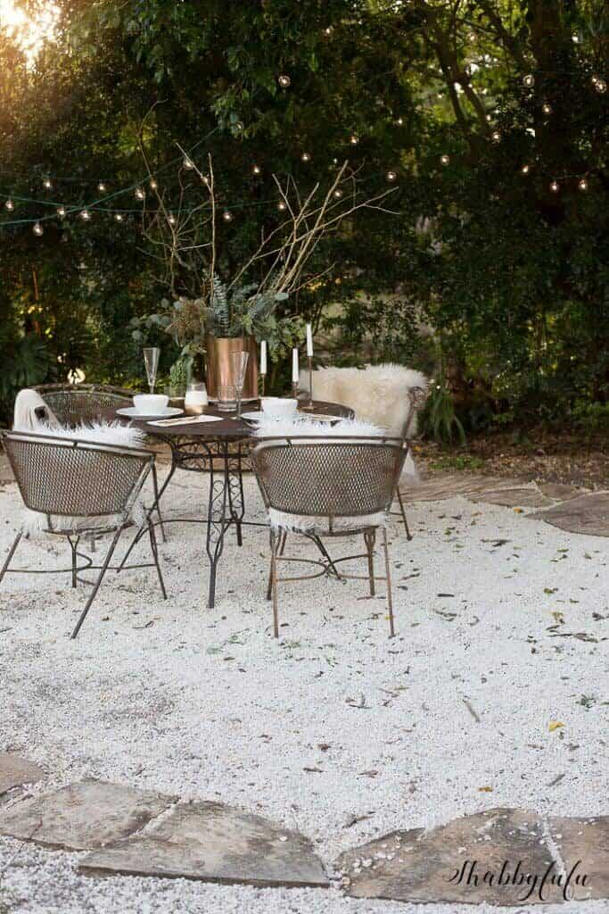 consider when buying outdoor furniture