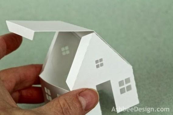 Ashbee Design Tea Light House 5