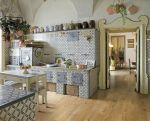 Tendenze decorative:  Le ceramiche d'epoca nelle case moderne e nello stile Shabby