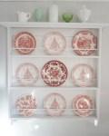 Inglesi o Danesi antiche porcellane da collezionare nello stile Shabby