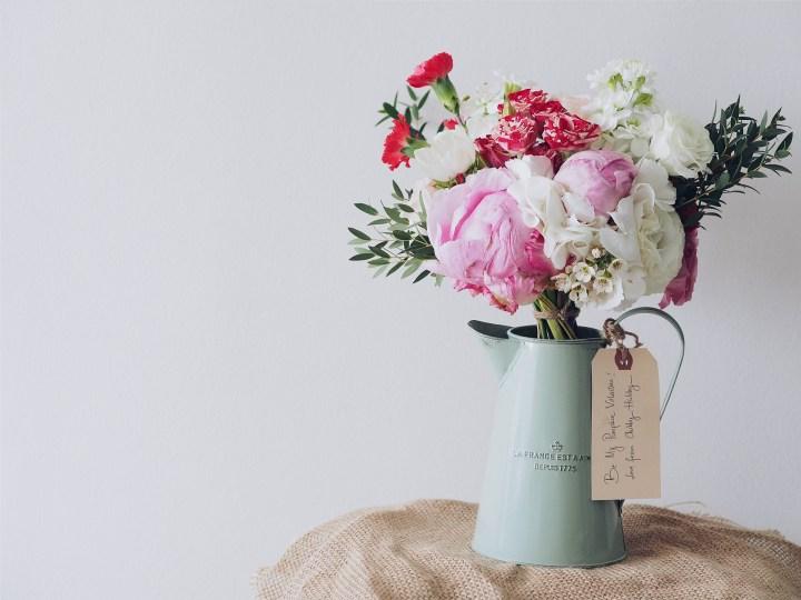 De l'importance des fleurs chez soi