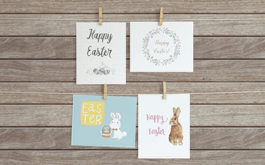 10 Beautiful Easter Printables