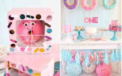 10 Awesome Donut Themed Party Ideas