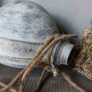 Beton en stenen woonaccessoires