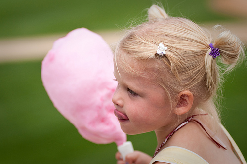 Cotton candy facts