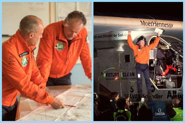 Solar Impulse Team world