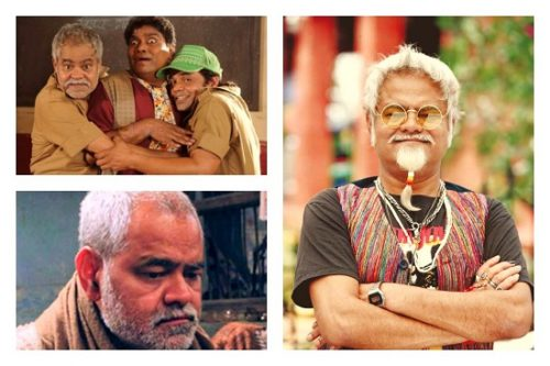 Bollywood Character actor sanjay mishra