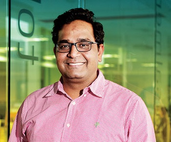 Paytm CEO Vijay Shekhar Sharma biography