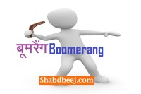 boomerang toy for kids and adults