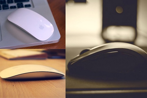 Wireless mouse Bluetooth mouse