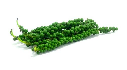 green black pepper