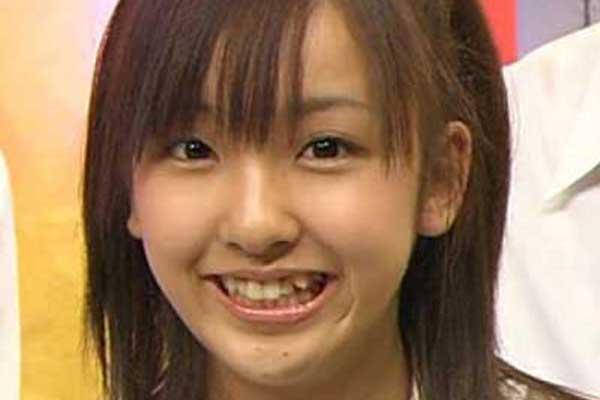 板野友美 2006年