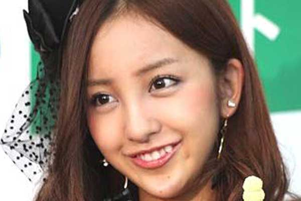 板野友美 2010年
