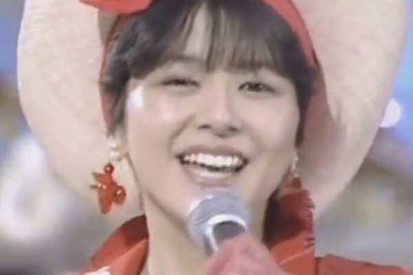 小泉今日子 真っ赤な女の子