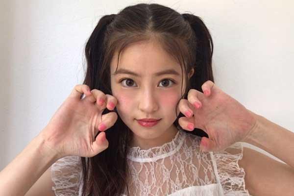 今田美桜 かわいすぎる