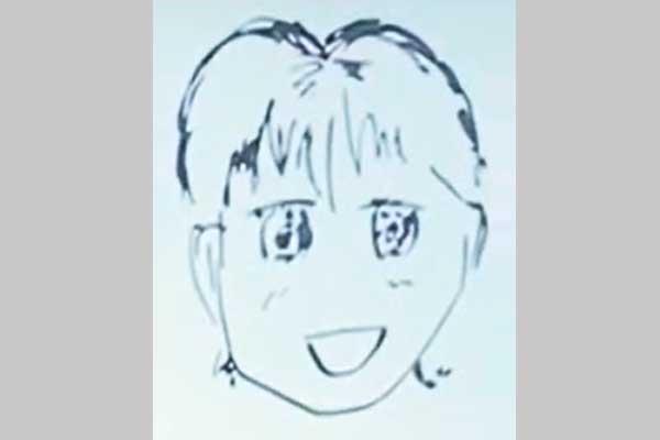 岡村隆史 嫁 似顔絵