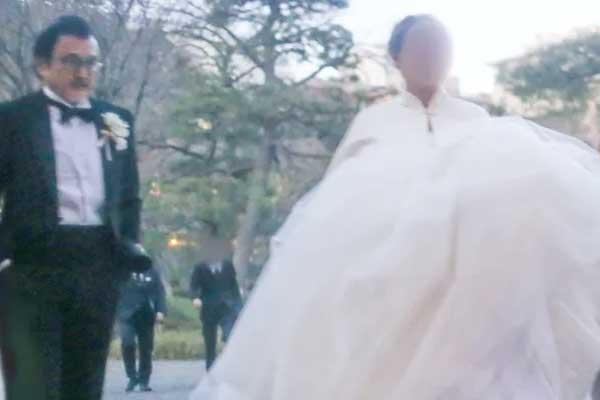 吉田鋼太郎 結婚