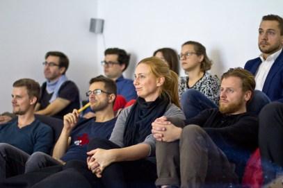 Salon Shabka am 26.09.2018 in Wien. Bild: Lukas Wank, Shabka.