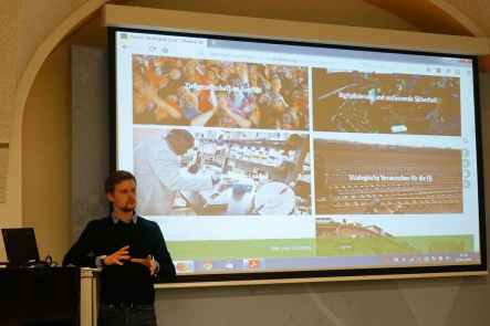 Treffen der Arbeitsgruppen-LeiterInnen für den Future Strategists Hub am 18.01.2018 am IFK in Wien. Bild: FSH-Presse, Shabka.