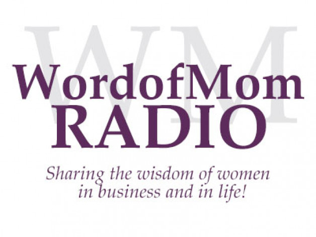 Word of Mom Radio logo
