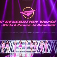See more of SNSD's pictures from their '2014 Girls' Generation World Tour ~Girls & Peace~ in BANGKOK'