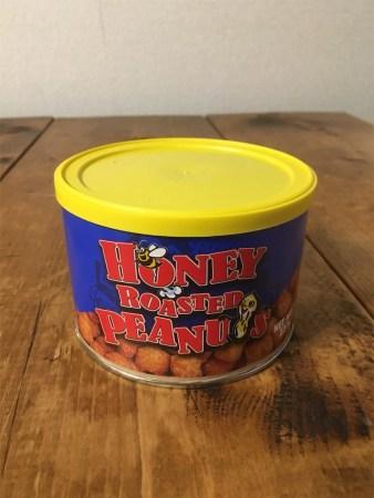 美味しい輸入お菓子 USA ハニーローストピーナッツ