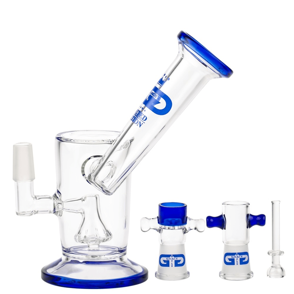 Grace Glass Limited Edition Vapor Bubbler
