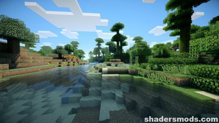 Sonic Ether's Unbelievable Shaders for Minecraft 1 13 2/1 12