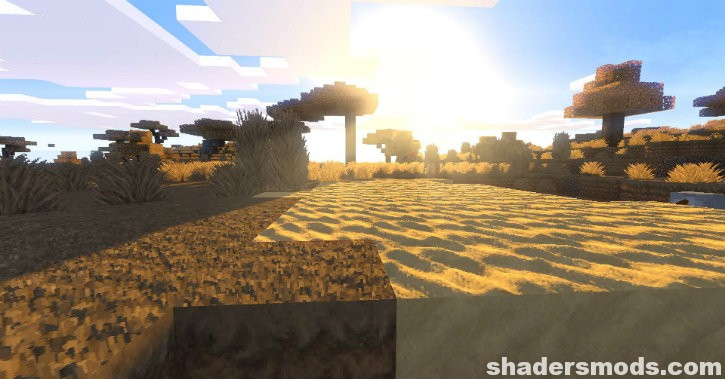 minecraft pc shaders