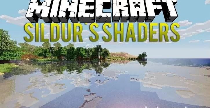 Sildur's Shaders for Minecraft 1.17 / 1.16.5