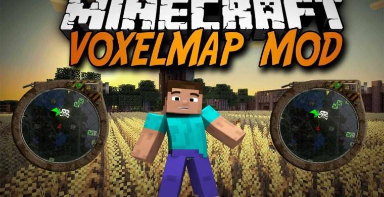 VoxelMap Mod for Minecraft 1.16.4/1.15.2/1.14.4/1.13.2
