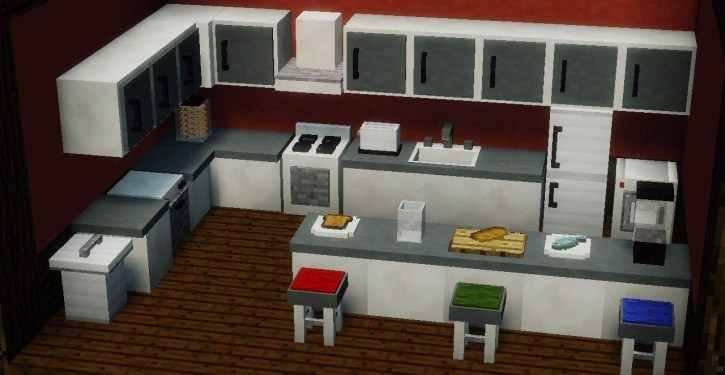 MrCrayfish's Furniture Mod for Minecraft 1.16.5