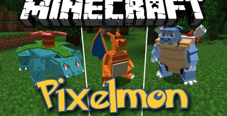Pixelmon Mod for Minecraft 1.12.2