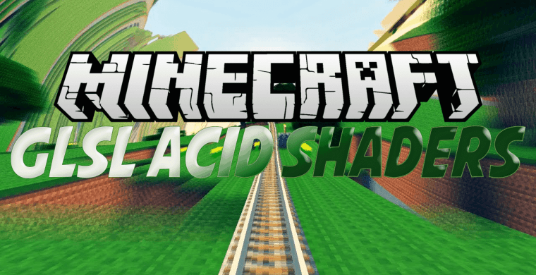Acid Shaders for Minecraft 1.17.1