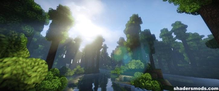 AirLoocke42 Shader for Minecraft 1 12 2/1 11 2   Shaders Mods