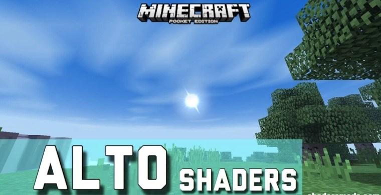Alto Shader for Minecraft PE