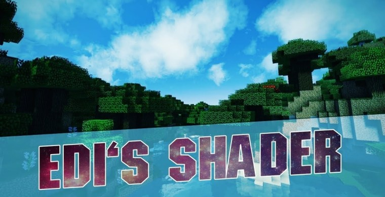 Edi's Shaders for Minecraft 1.12.2/1.11.2/1.10.2